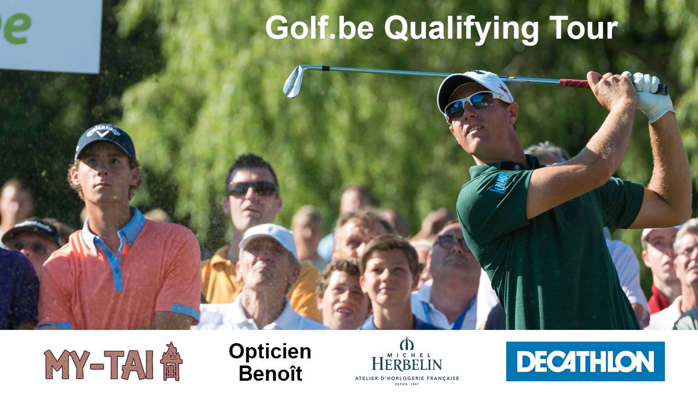 Golf.be Qualifying Tour - Golf Club de Louvain-la-Neuve