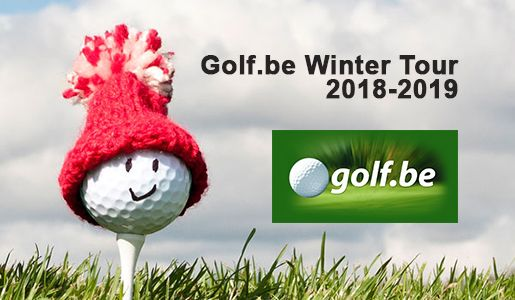 Golf.be Winter Tour - Golf de Naxhelet