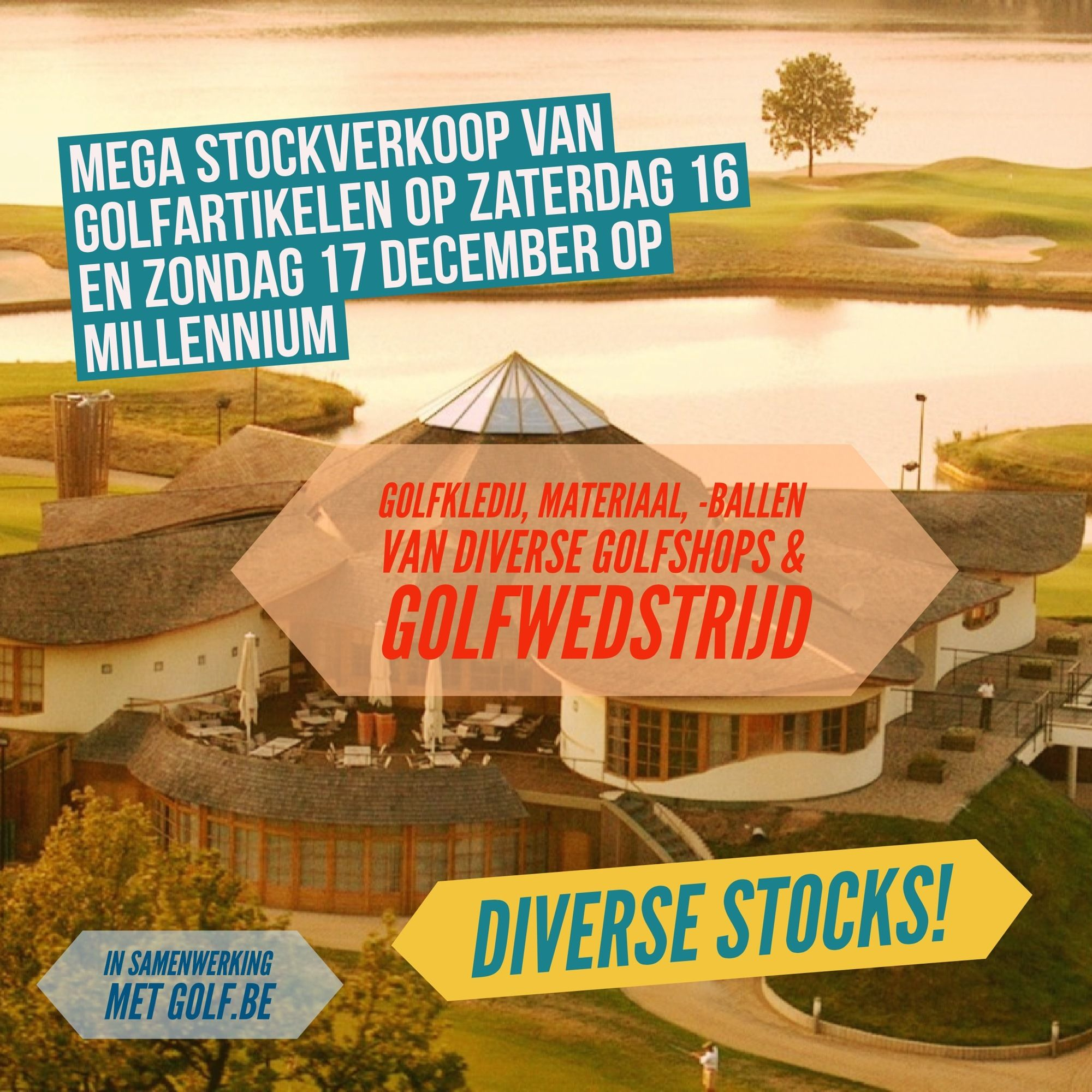 Golf Stocksale - Millennium Golf
