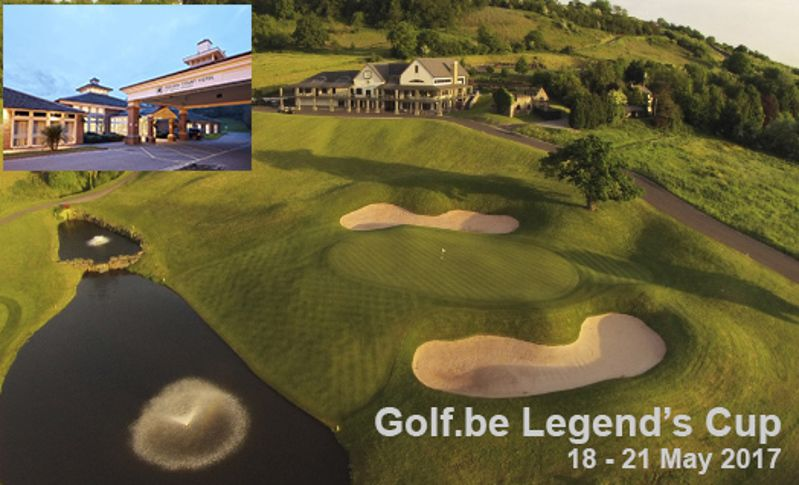 Golf.be Legend's Cup
