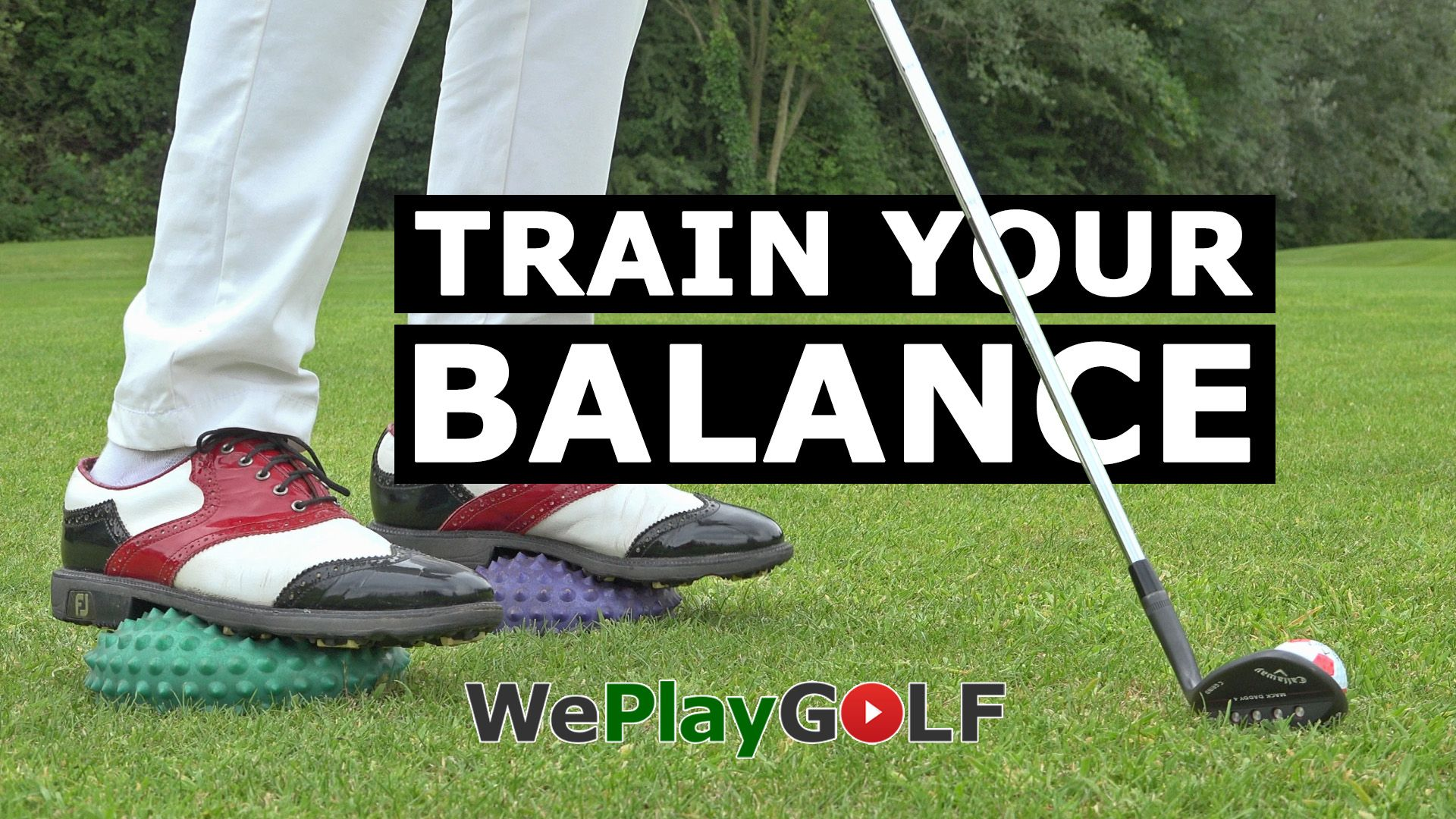 Golf tip: Oefening voor mee balans in de golf swing - Blog