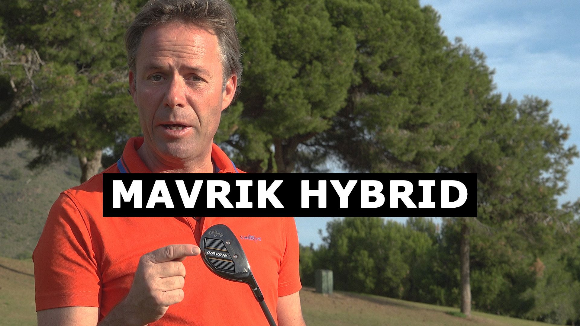 De nieuwe Callaway Mavrik Hybrid - Video - Blog