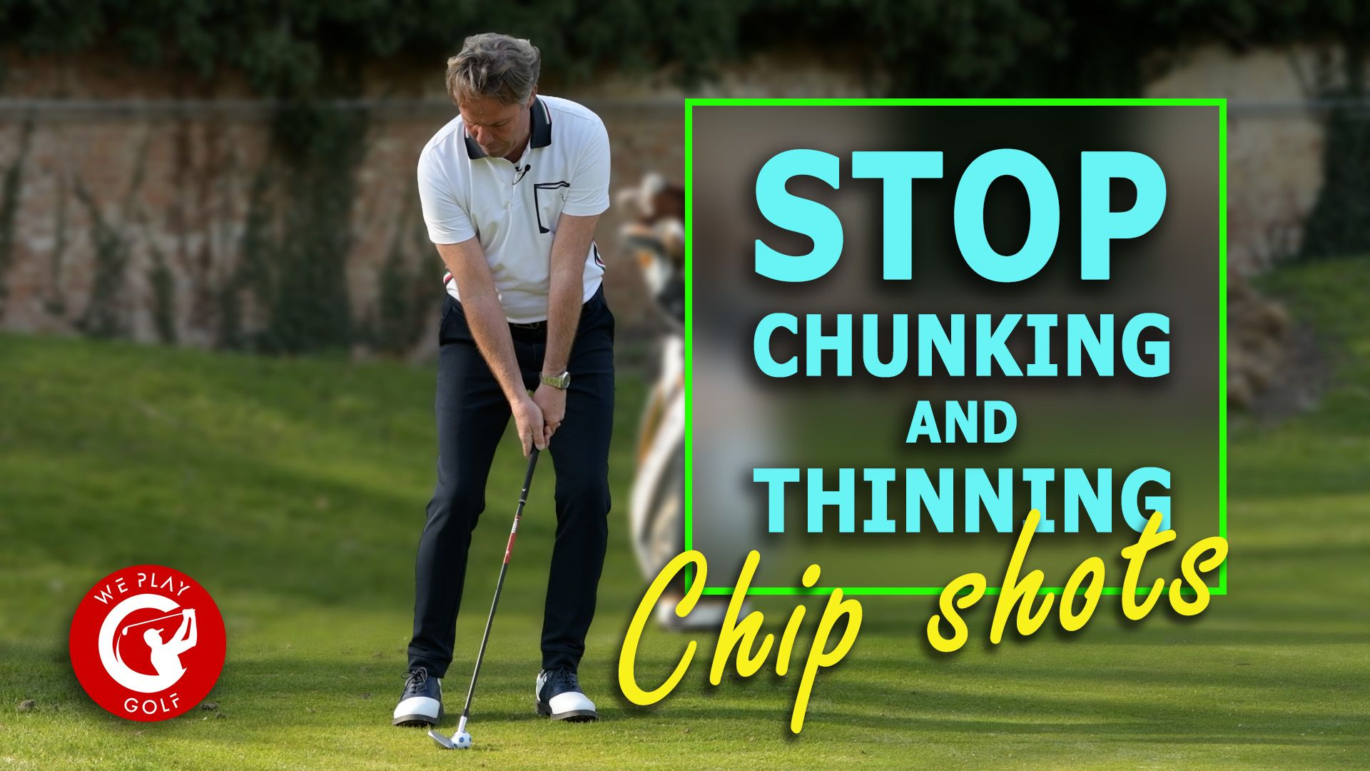 Videotip: Tips voor de perfecte chip rond de green - Blog