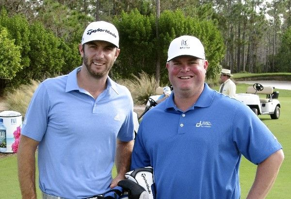 Dustin Johnson breekt met coach Claude Harmon - Blog