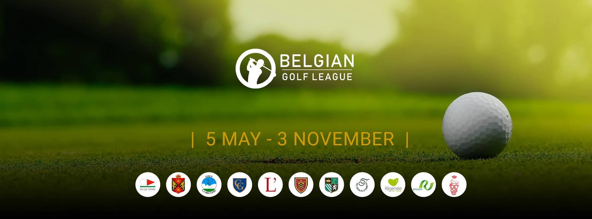 Belgian Golf League is reeds aan derde wedstrijd toe - Blog