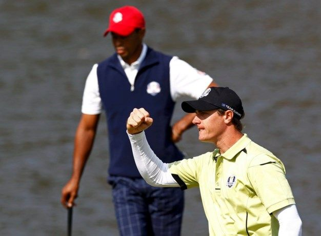 Tiger Woods wordt nu reeds in Ryder Cup-team getild - Blog