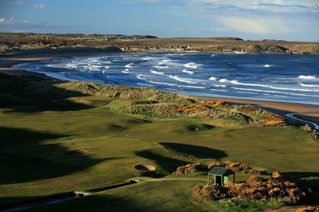 Cruden Bay is een droom