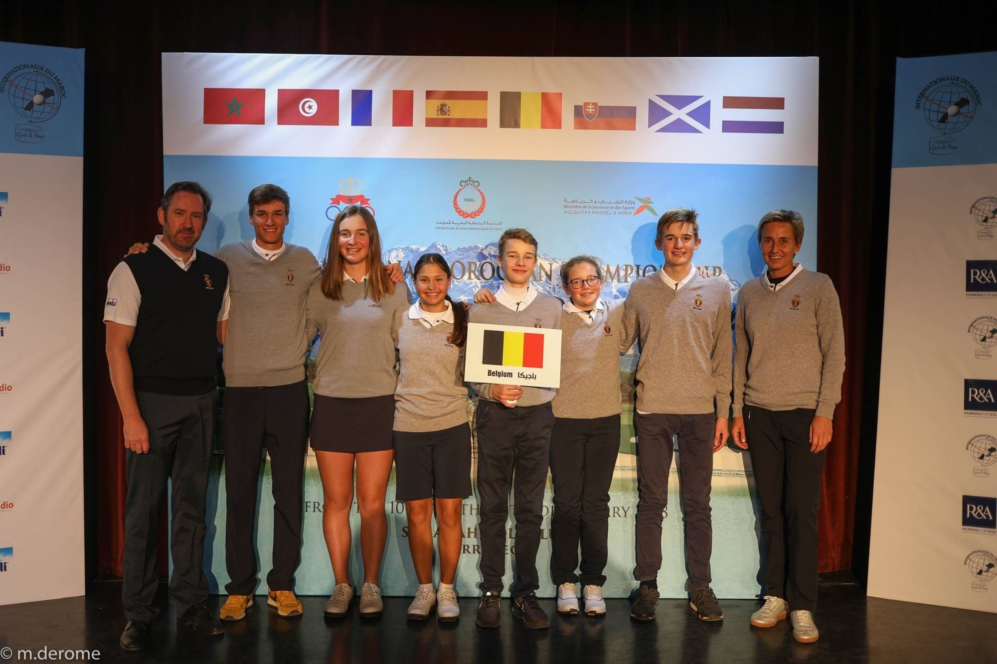 Team Belgium Junior finisht als zevende in Marokko - Blog
