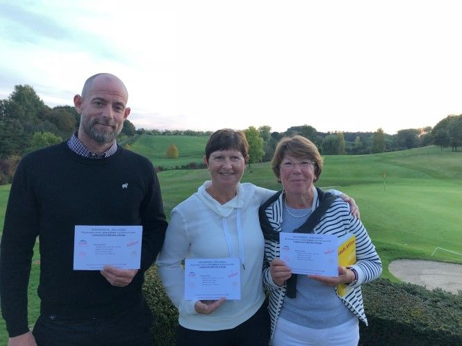Les gagnants du nearest to the pin evian sont connus