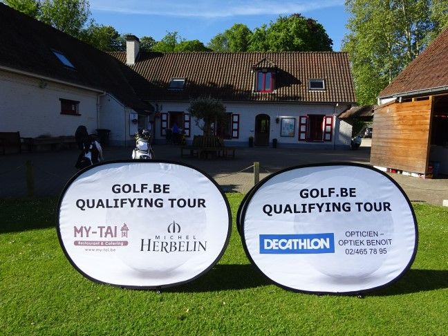 Vincent Benoît eist leiding in Golf.be Qualifying Tour op - Blog