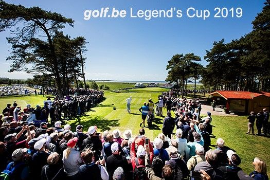 La Golf.be Legend's Cup prend la direction de la Suède