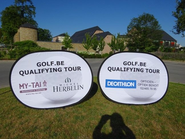 Duo domineert Golf.be Qualifying Tour