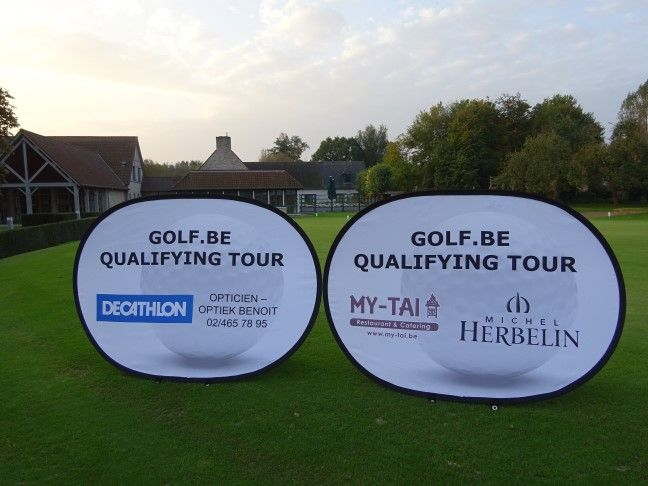 Yann De Bast wint Golf.be Qualifying tour 2017