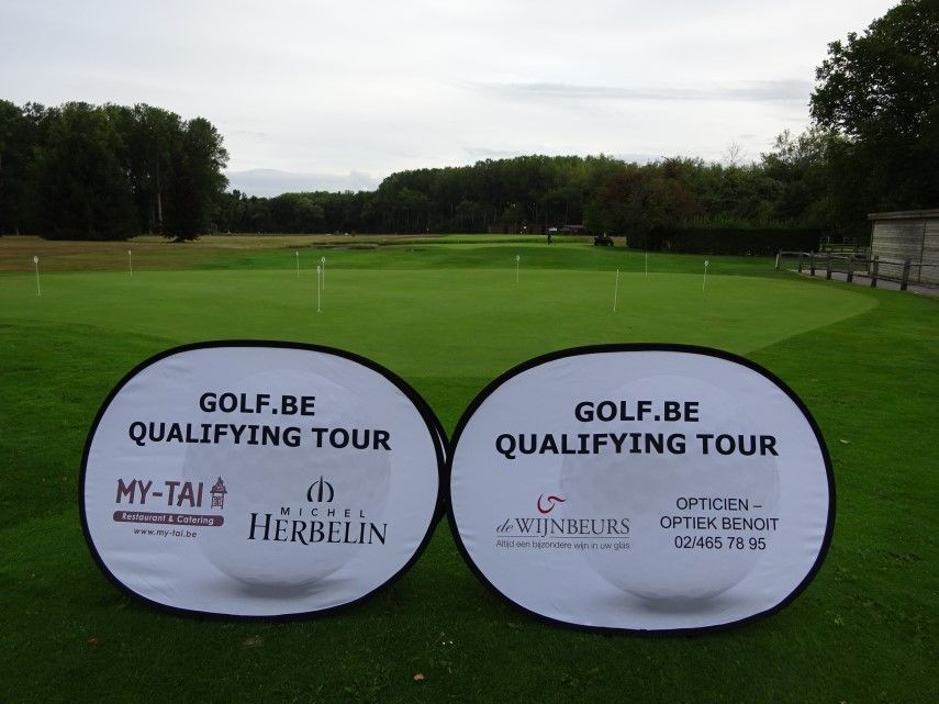 Golf.be Qualifying Tour Kampenhout - Blog