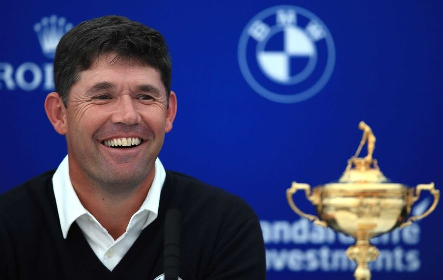 Padraig Harrington Ryder Cup-captain 2020? - Blog