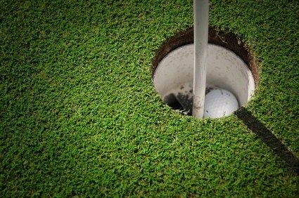 Hole-in-one?