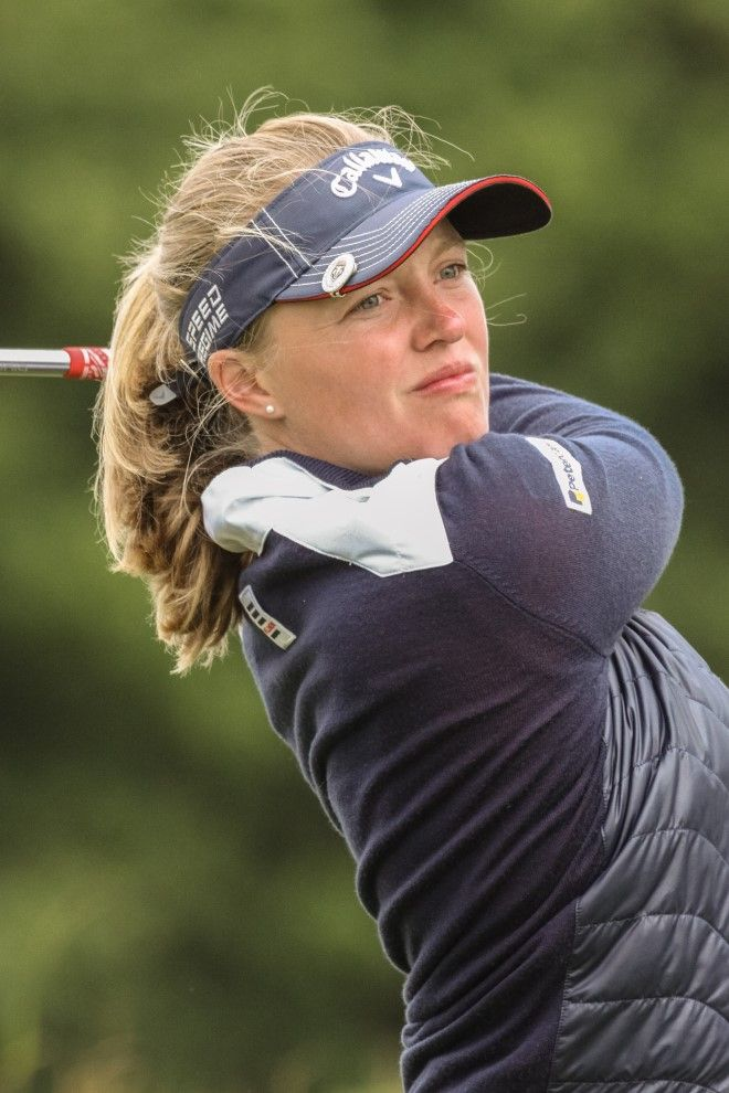 Manon De Roey en Fanny Cnops in enge top van WPGA International Challenge - Blog