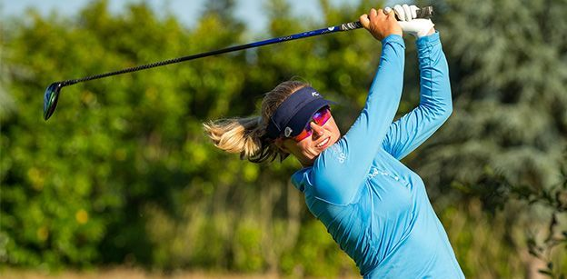 Albatros stuwt Manon De Roey naar top Czech Ladies Open - Blog