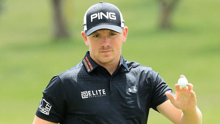 Thomas Detry en Nicolas Colsaerts out in Volvo China Open