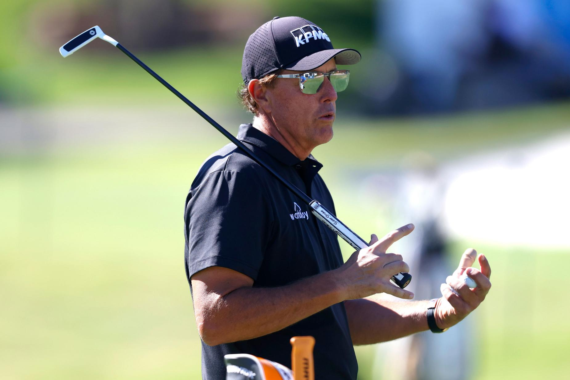 Phil Mickelson leidt Travelers Championship - Blog