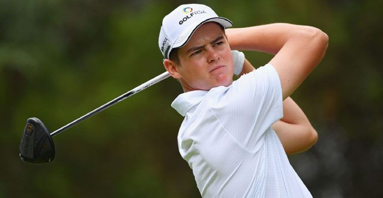 Christopher Mivis top 30 in Limpopo Championship