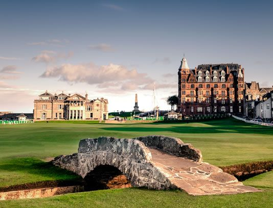 Zin om de The Old Course in St.Andrews te spelen?