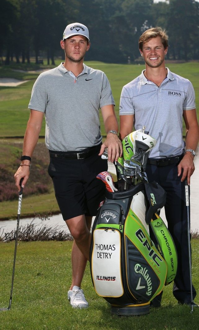 Thomas Detry voorbij Thomas Pieters in Olympic Ranking - Blog