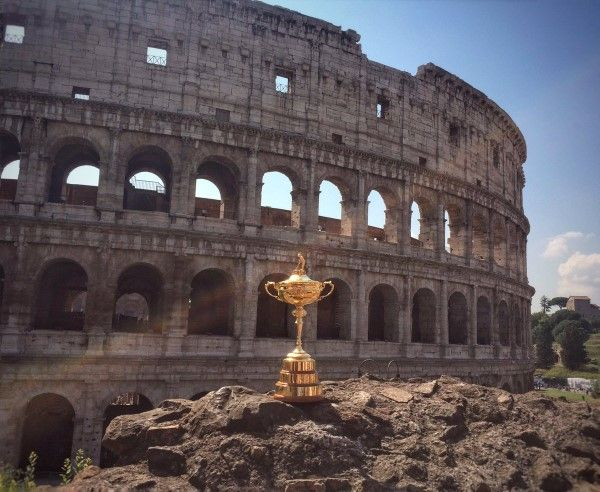 Openingsceremonie Ryder Cup 2022 in Colosseum? - Blog