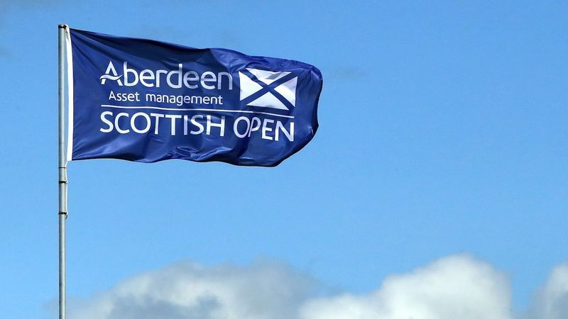 Finalement pas de spectateurs au Scottish Open