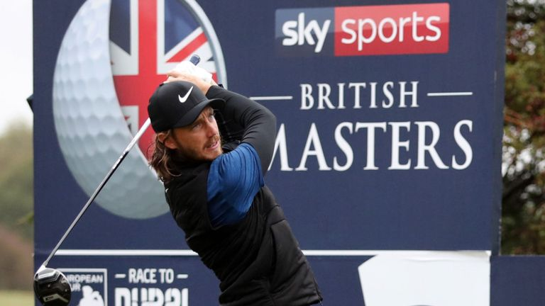 Tommy Fleetwood redt British Masters - Blog