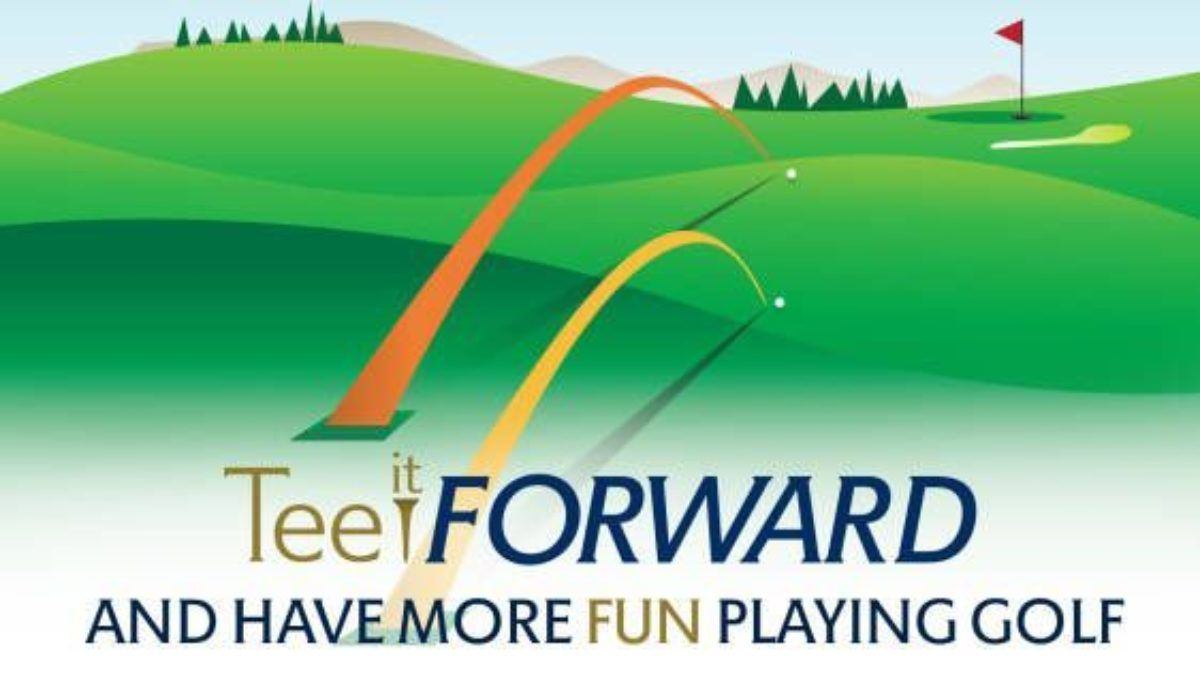"Eén raad, ""Tee it forward…"""