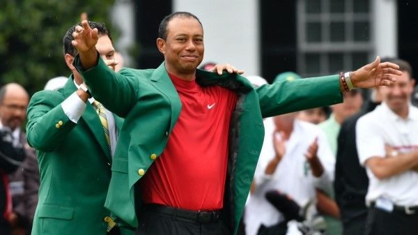 The Masters en Augusta National toppen alles - Blog