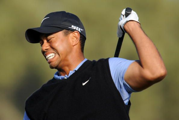 Tiger Woods skipt WGC Fedex St.Jude