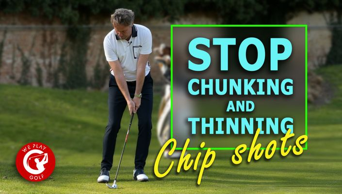 Videotip: Tips voor de perfecte chip rond de green