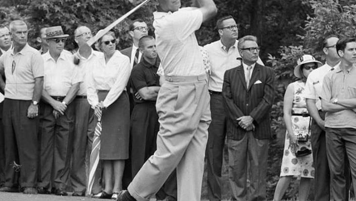 De swing van Ben Hogan