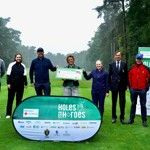 """Holes for Heroes"" a rapporté 212.000 euros"