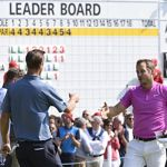 James Heath legt Nicolas Colsaerts over de knie