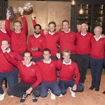 Le Royal Antwerp champion de Belgique d'interclubs Mens 1