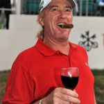 Miguel Angel Jimenez gagne le British Senior Open