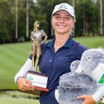 Stephanie Kyriacou domineert  Ladies Classic – Bonville
