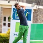 Christopher Mivis start in Tshwane Open