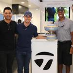 TaylorMade-squad opende nieuwe TM Tour Truck