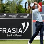 Thomas Detry co-leader au Mauritius Open