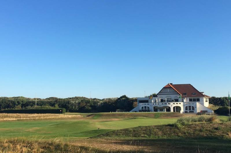 Royal Ostend Golf Club: 1 flight = €100